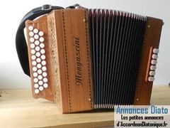 DIATO MENGASCINI D332 - 3 rangées/12 basses