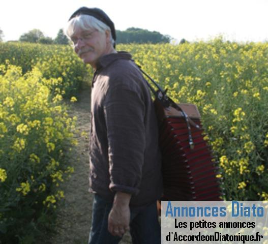 Stage avec Daniel Denécheau