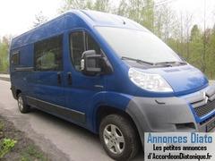 CITROEN Jumper 2.2l Diesel aménagé camping cars
