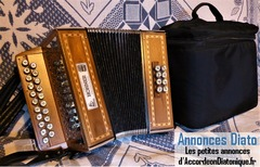 HOHNER 2 rangs sol-do