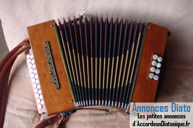 Accordéon CASTAGNARI