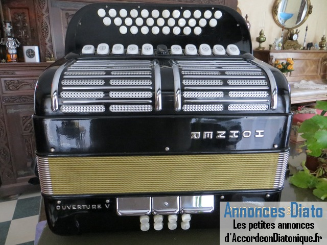 hohner ouverture 5