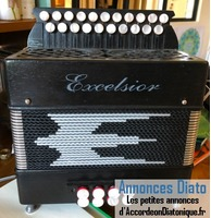 Accordéon diatonique